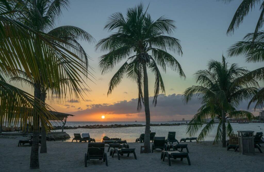 Jan Thiel Strand Curacao