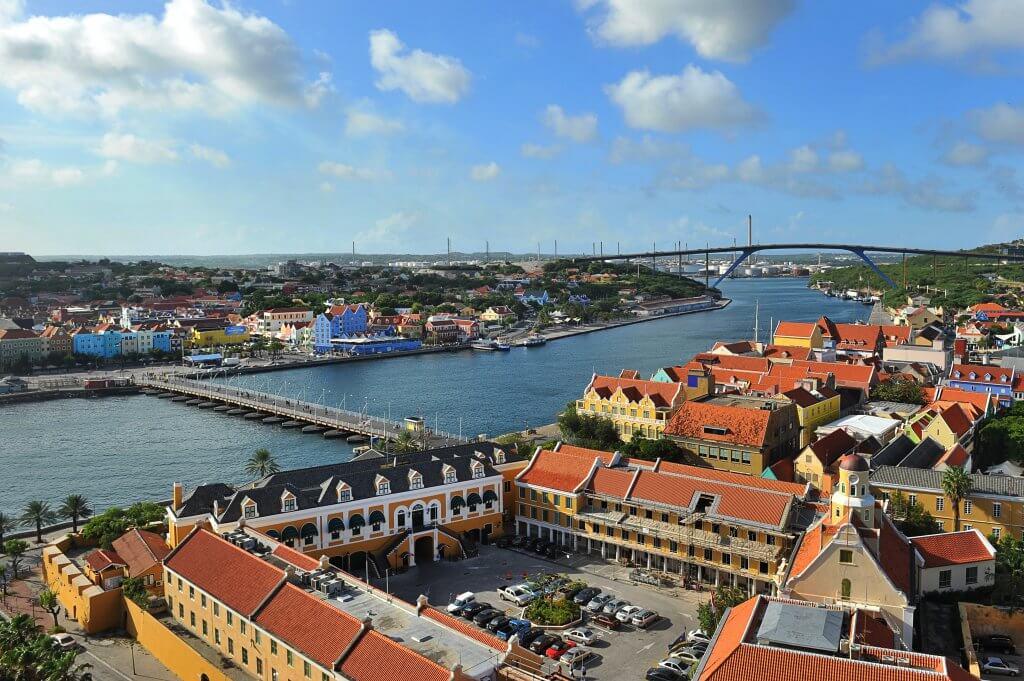 Bruggen Willemstad Curacao