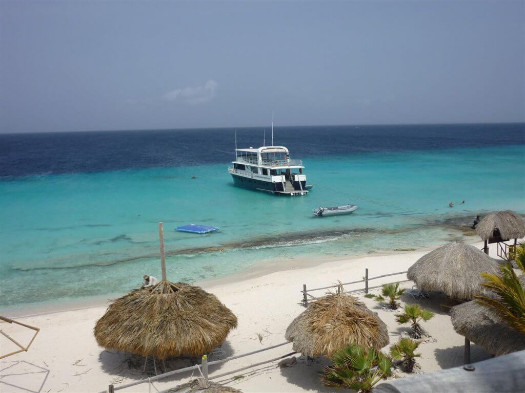 Excursie Klein Curacao Mermaid