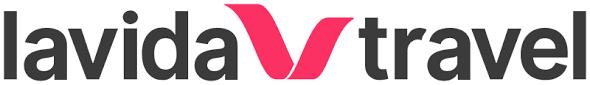 Lavida travel logo